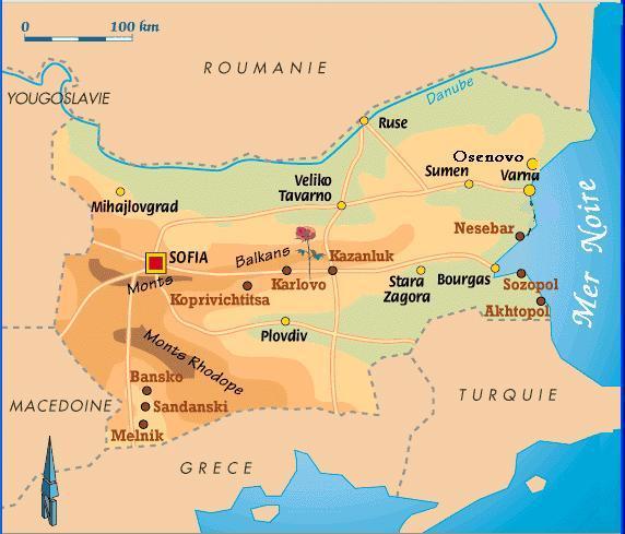 Conseiller achat immobilier en bulgarie for Achat maison zone geographique